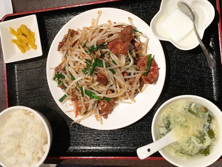 刀削麺房 回味